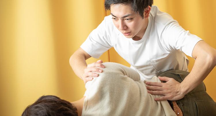マッサージ療法・手技療法